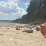 bezludna plaża 500 metrów za hotelem - raj na ziemi