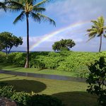 Rainbow view from Duke's