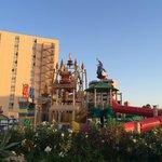 Attraction du parc