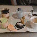 cafe 'complet'