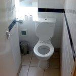 Toilet separate
