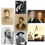 The historic personalities we feature!