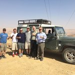 Jeep tour of the maktesh