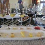 KJ wine and cheese tasting