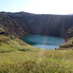 Kerid crater