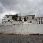 Antigo Palácio dos Governadores, atual museu da EFOP