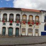 Panorâmica da Praça Tiradentes