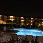 pool is beautiful