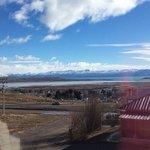 Vista desde la habitación Lago Argentino