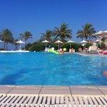 quieter family pool