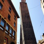 City center leaning tower