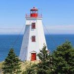 The lighthouse itself