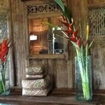 beautiful, old style Balinese furniture