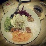 Bali Bliss Soba Salad