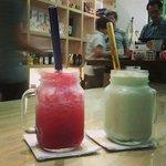 Miracle Juice & Avocado Smoothie