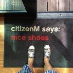 Citizen M says:
