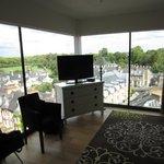 614 Bedroom view