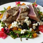 Amazing Ahi salad