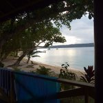View from No 3 studio Beachfront