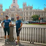Madrid Sight Running Tour July 2014