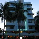 Art Deco in Miami Beach, Florida