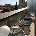 Junior Suite 602 - Terrasse privative vue sur Notre Dame au 6 eme étage