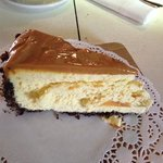 Decadent Cheesecake, yummy!