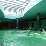 Hydomedic spa pool
