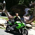 me at the dragon