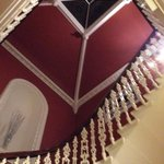 Westbourne House grand staircase