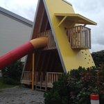Playground at Cheese Factory