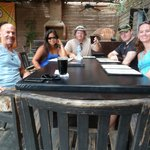Lunch at Baja Brewing SJD