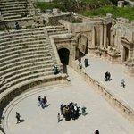 Large amphitheatre