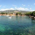 Punta Negra bay