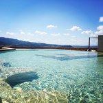 Pool view... Amazing!