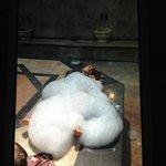 Foam massage