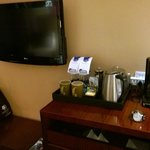 Beverages (Note Coffee maker)