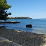 Spiaggia Kras