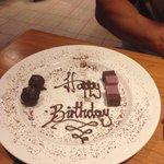 Lovely Birthday gesture