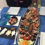 grigliata mista di pesce fresco