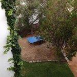 Room 322 Junior Suite view....