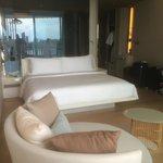 Chambre du 29 eme étage Magnifique Très confortable