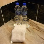 Complimentary Drinking Water