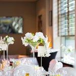 Wedding in Globe Cafe