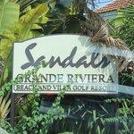 Sandals Grande Riviera Beach and Villa Golf Resort