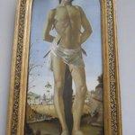 Martirio di San Sebastino - Botticelli