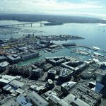 Harbour Bridge, Viaduct Harbour, Events Center etc.