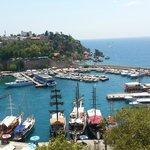 Antalya-''Kaleiçi'' Old Fishermans Harbour