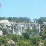 Antalya-Ataturk Monument