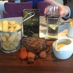 Fillet Steak with Béarnaise sauce